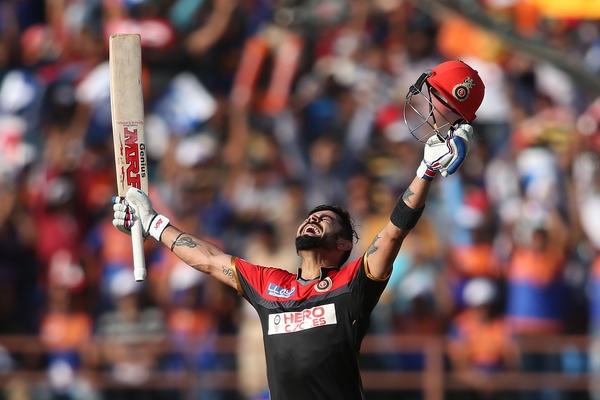 Rediff Cricket - Indian cricket - IPL PHOTOS: Lions win despite Kohli's maiden T20 ton