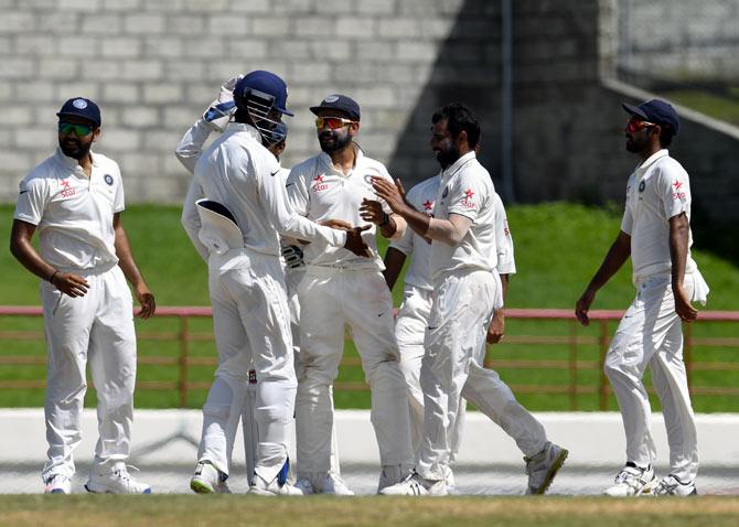 Rediff Sports - Cricket, Indian hockey, Tennis, Football, Chess, Golf - Having belief, being fearless - ingredients to reach Test pinnacle
