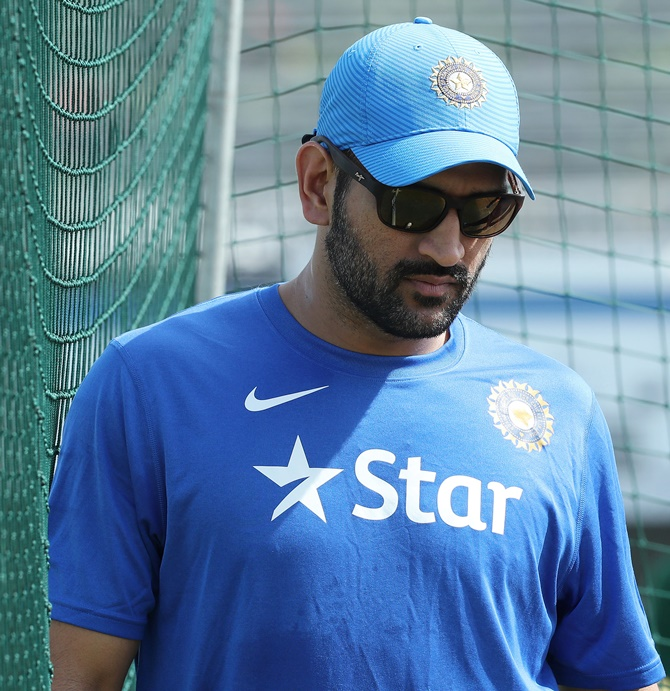 Rediff Sports - Cricket, Indian hockey, Tennis, Football, Chess, Golf - Will Dhoni play India A warm-up games vs England?