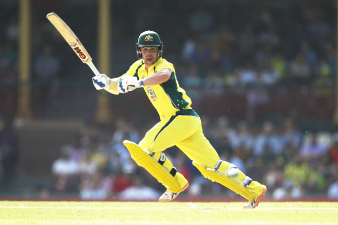 Rediff Sports - Cricket, Indian hockey, Tennis, Football, Chess, Golf - Head focussing on making most of chances in Maxwell's absence