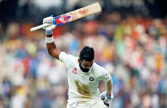 Rediff Cricket - Indian cricket - Gutted to have missed out on a double century: Rahul