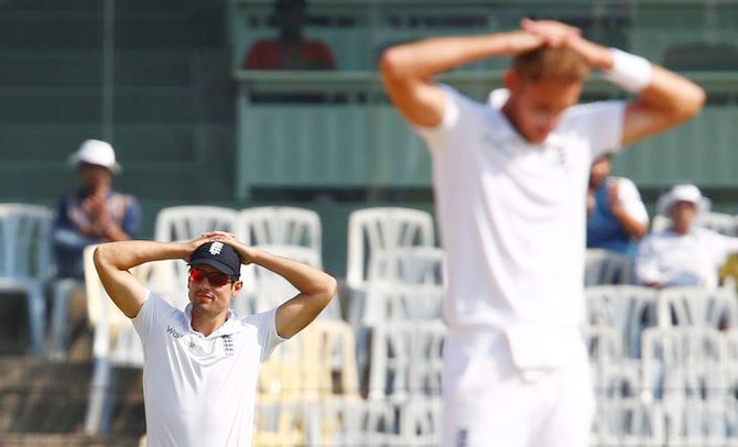 Rediff Cricket - Indian cricket - Vaughan suggests England need Cook's batsmanship more than captaincy