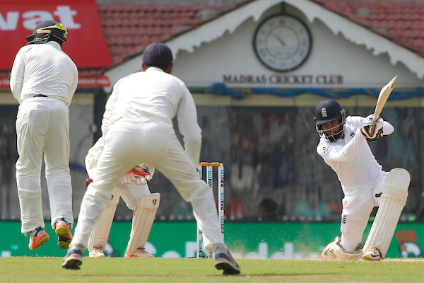 Rediff Cricket - Indian cricket - Stats: Rashid posts highest Test score vs India