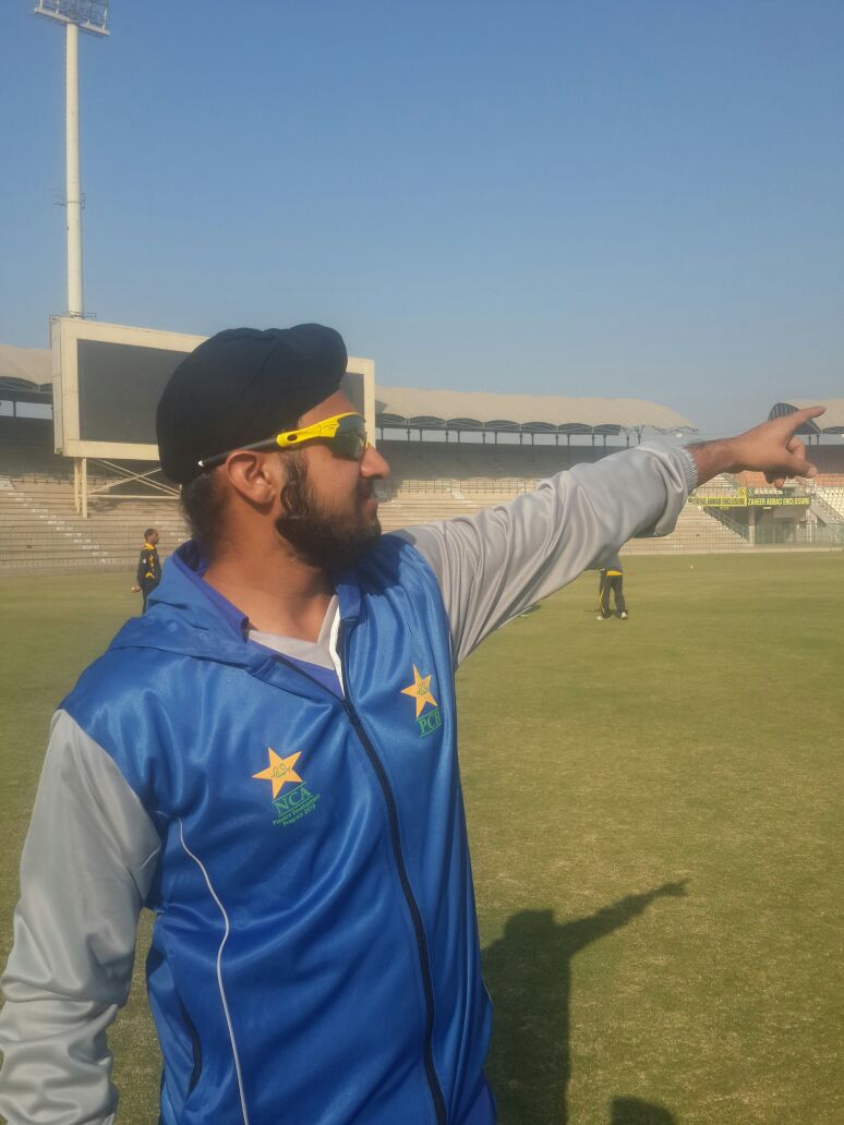 Will Mahinder become first Sikh player to represent Pakistan