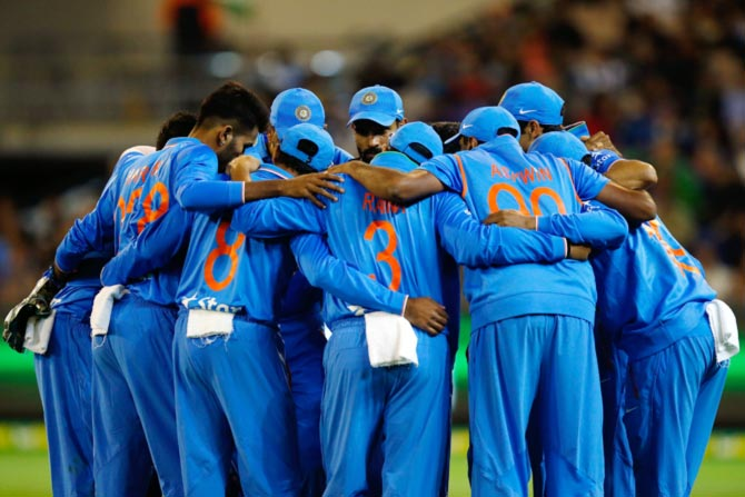 Rediff Cricket - Indian cricket - Desis vs Aussies: The Numbers Game