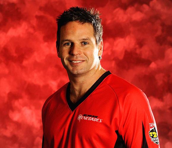 Rediff Cricket - Indian cricket - Hodge to coach new IPL team Gujarat Lions; Raina to lead