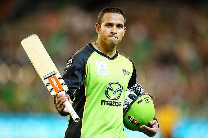 Why Khawaja fears he will get the axe - Rediff.com Cricket
