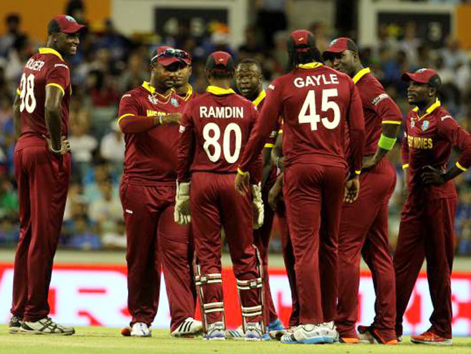 The West Indies cricket team