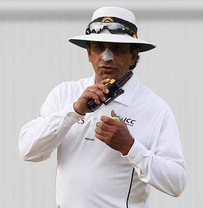 BCCI bans umpire Asad Rauf for five years