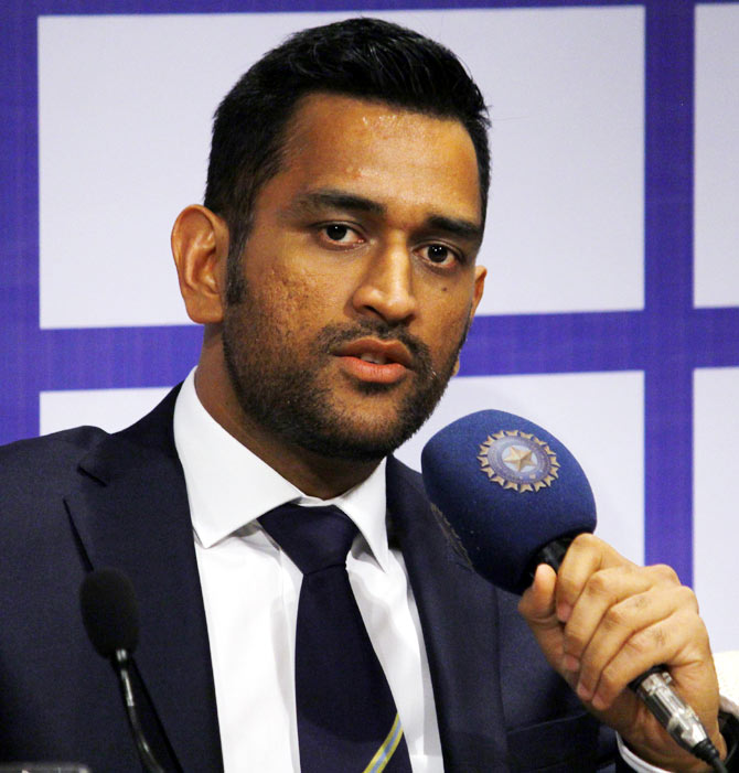 Why Dhoni chose to duck questions on Lodha panel report