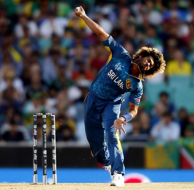 Lasith Malinga played just the opening match of the Asia Cup in which Sri Lanka fared very badly