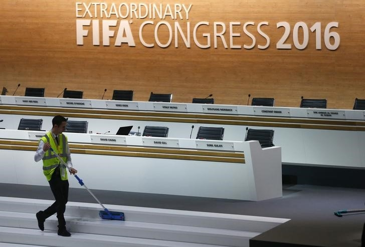 fifa corruption cleanup