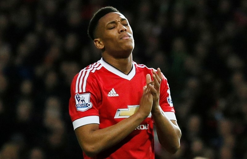 Mourinho wants more from Martial
