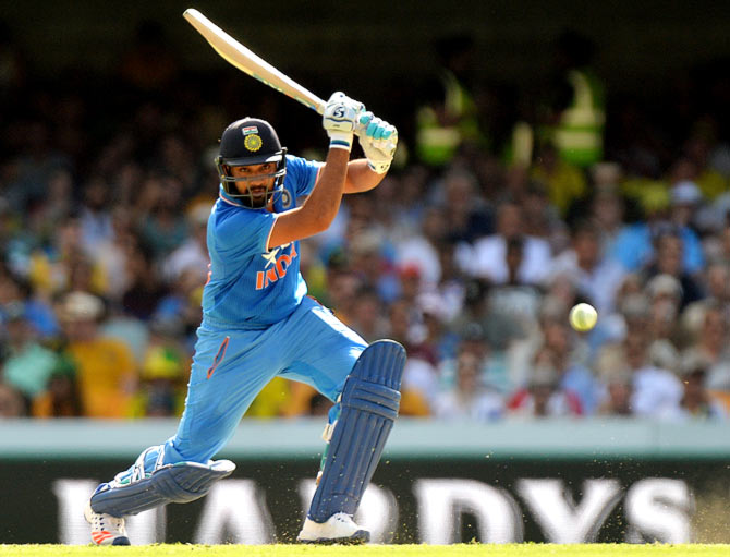 Why the Indian economy is like Rohit Sharma