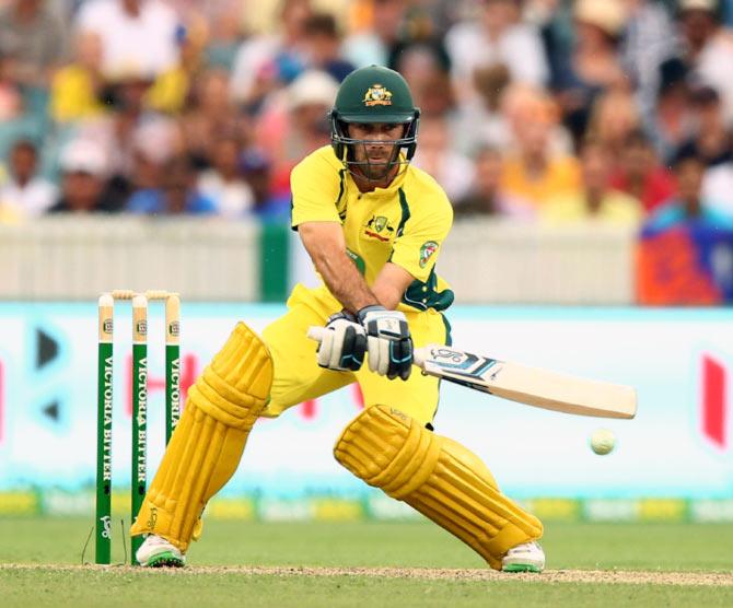 Rediff Cricket - Indian cricket - Australia coach Lehmann looks to defuse Maxwell-Wade row