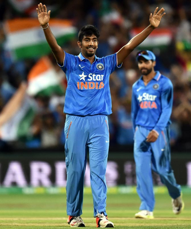 Rediff Cricket - Indian cricket - Will Jasprit Bumrah get ODI look-in?