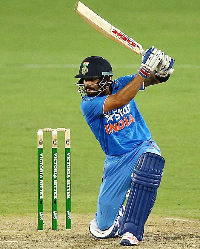 Kohli Can Bat At Night Without Lights