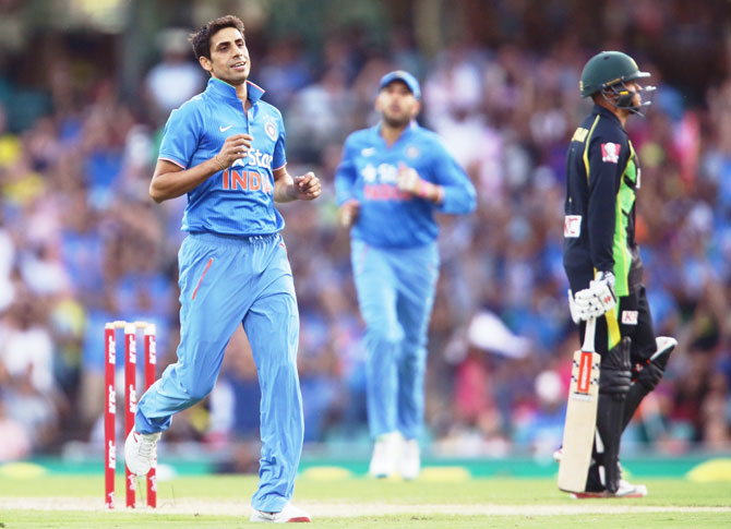 Rediff Cricket - Indian cricket - India's reversal of fortune is surprisingly thanks to their bowlers