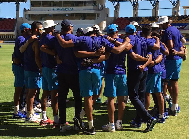 Rediff Cricket - Indian cricket - What you must know about India-Windies Tests