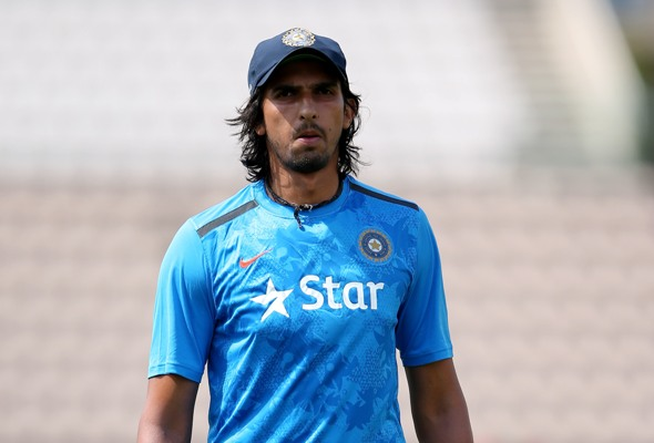 Rediff Cricket - Indian cricket - 'Ishant Sharma has been a real workhorse for India'
