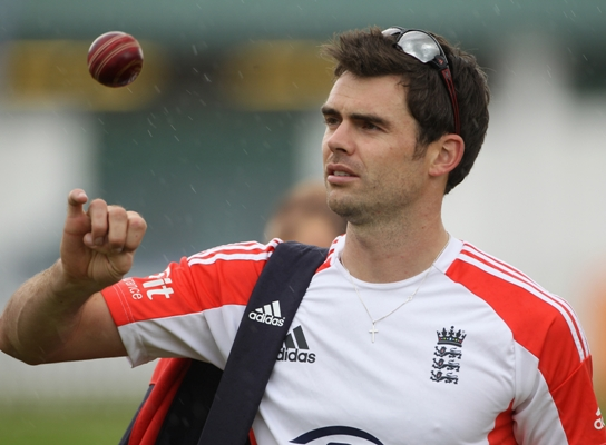 Rediff Cricket - Indian cricket - England drop Ball and Finn, Anderson to return at Manchester