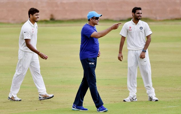 Rediff Cricket - Indian cricket - Looking forward to the long season of Test cricket: Kumble