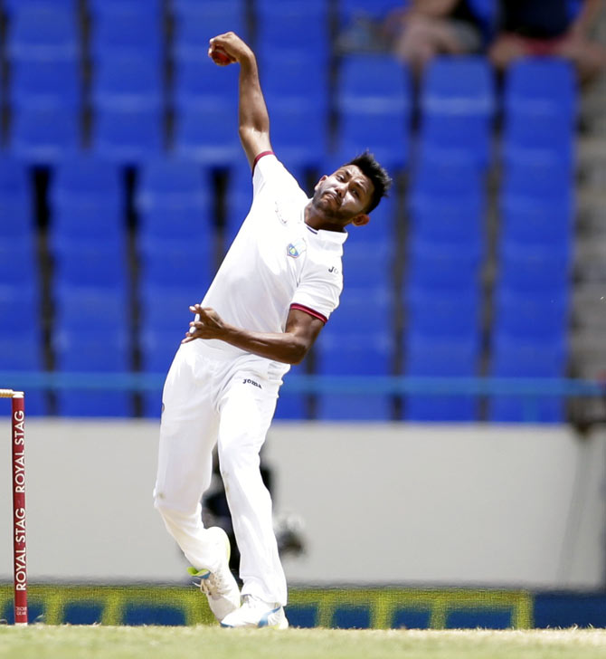 Rediff Cricket - Indian cricket - 'It's a good pitch and the Indian batsmen kept relishing it'
