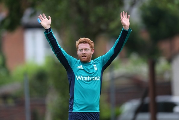 Rediff Sports - Cricket, Indian hockey, Tennis, Football, Chess, Golf - 'Jonny be good' is motto for in-form Bairstow