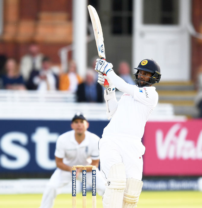 Rediff Cricket - Indian cricket - 3rd Test: England's Hales misses ton as fascinating finish looms