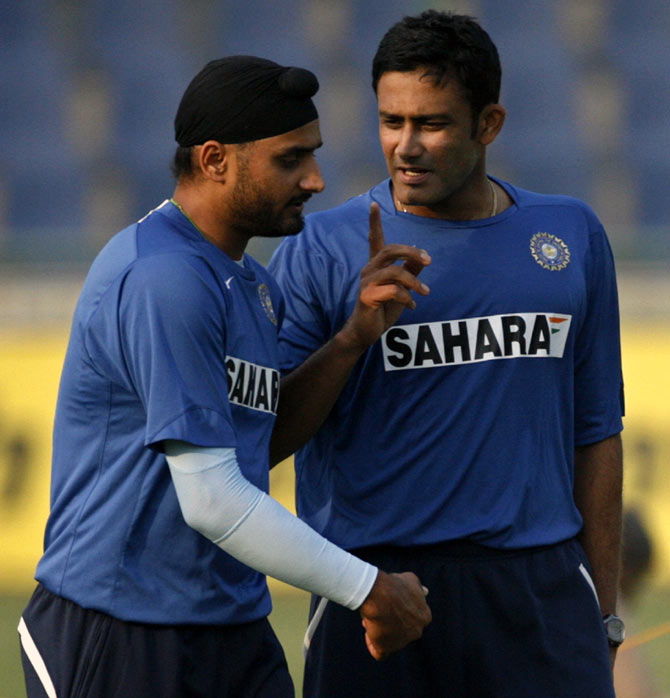 Harbhajan Singh has sighted the monetary plight of a majority of domestic cricketers in his letter to India coach Anil Kumble