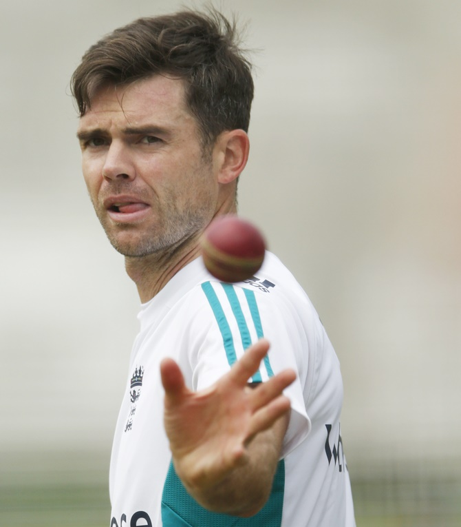 Rediff Cricket - Indian cricket - 2nd Test: England recall Anderson, Stokes and Rashid against Pakistan