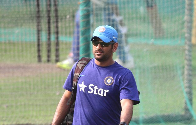 Indian limited-overs captain MS Dhoni