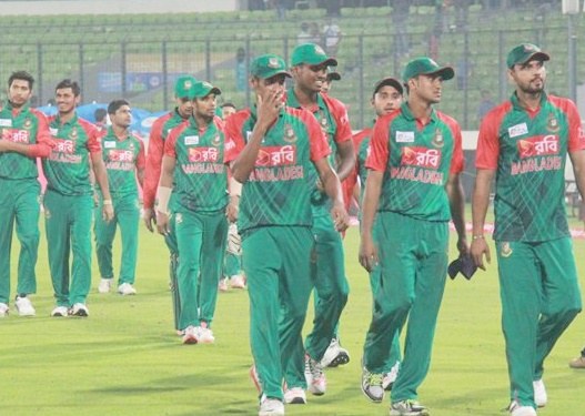 Bangladesh players