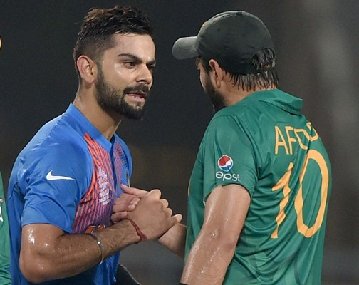 Kohli is playing Tendulkar's role for India now: Afridi