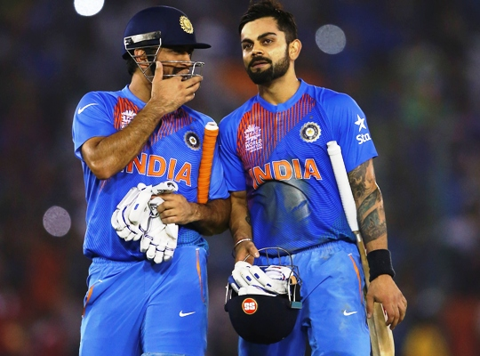 We can't keep relying on Kohli...the others have to step ...  We can't ke...