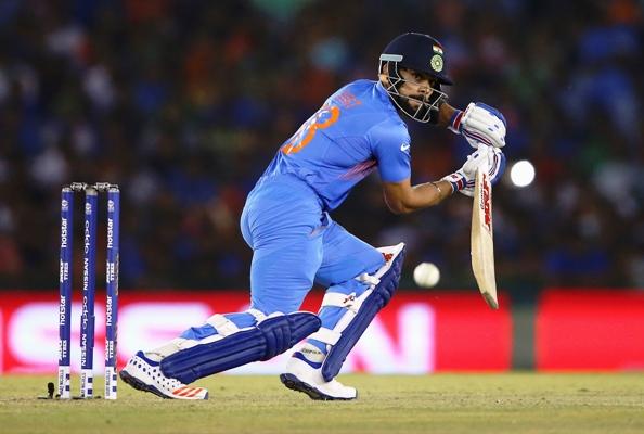 Kohli's batting draws comparisons with Lara, Sachin and Zaheer Abbas