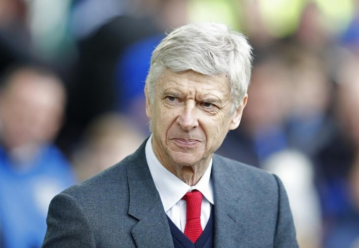 Arsene Wenger is out of contract at the end of the campaign as he prepares for the final Premier League game of the season against Everton with a hope to finish in the top-four for the 21st consecutive season