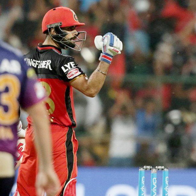 Kohli surpasses Sachin Tendulkar's record!