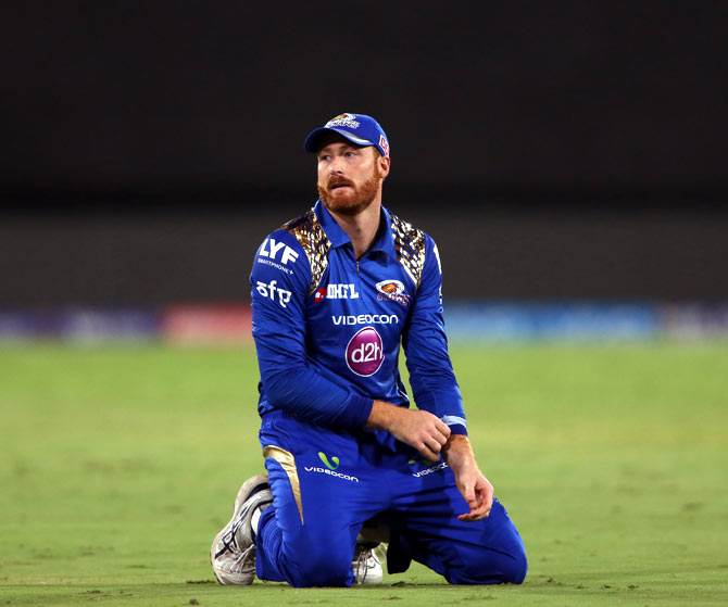 Guptill can be in KKR's radar in case Lynn pull out of IPL 2018. (Rediff)