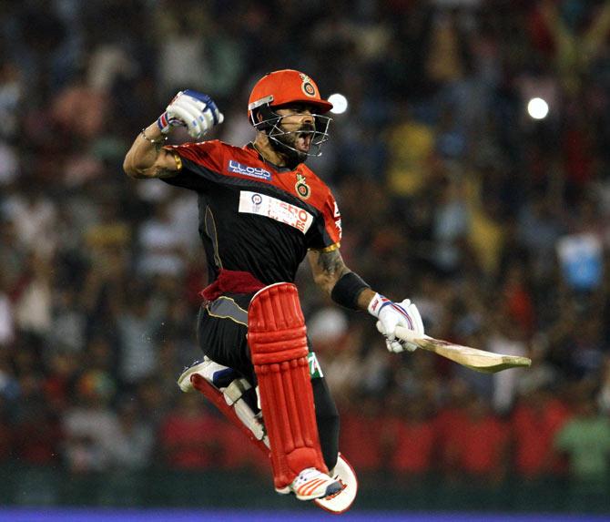 Rediff Sports - Cricket, Indian hockey, Tennis, Football, Chess, Golf - Will Virat Kohli eclipse the 1,000 runs' barrier?