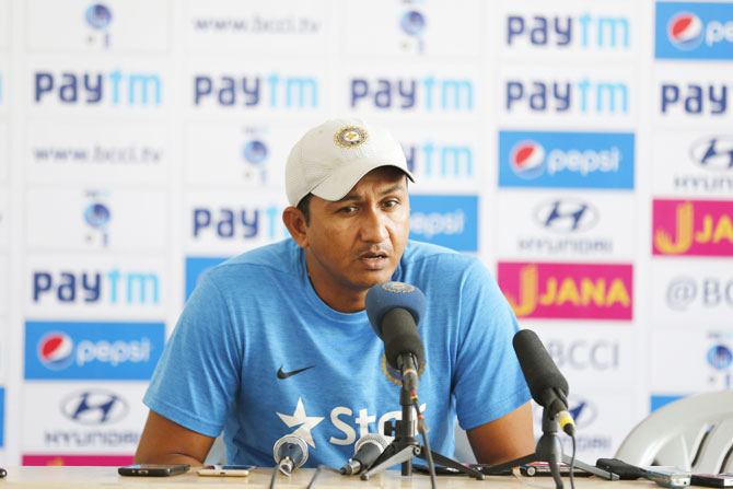 Rediff Cricket - Indian cricket - Can't fault batsmen for shot selection: Bangar