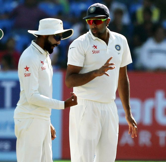 Rediff Cricket - Indian cricket - England set for another Indian spin test in Mohali