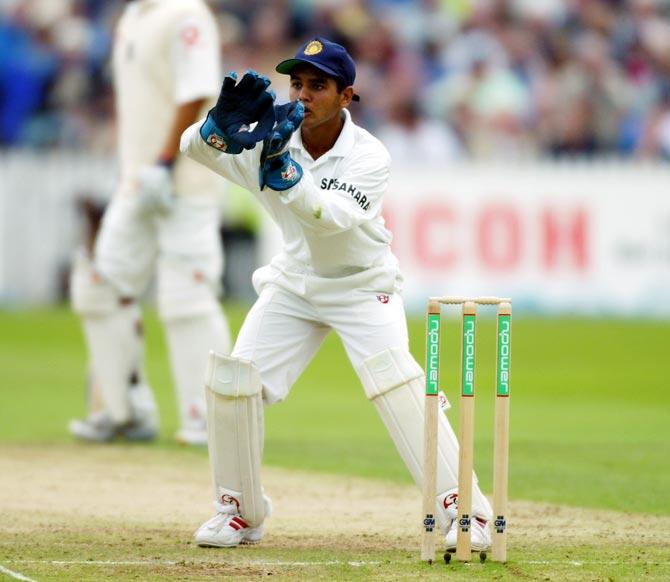 Rediff Cricket - Indian cricket - Comeback man Parthiv creates a new record