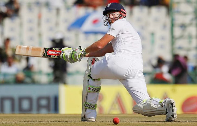 Rediff Cricket - Indian cricket - Stats: Bairstow is highest run-scorer in Tests this calendar year