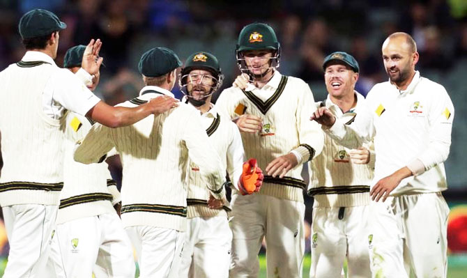 Rediff Cricket - Indian cricket - Smith hails new recruits after Australia win at last