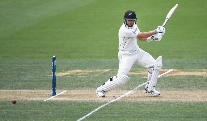 Rediff Cricket - Indian cricket - Ross Taylor ton puts NZ on verge of series win vs Pak