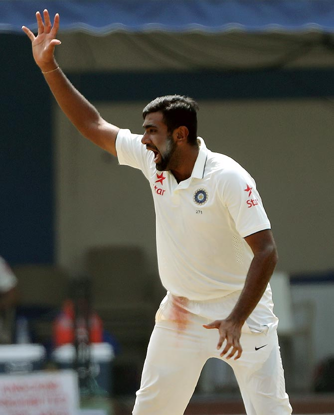 Spin King Ashwin Is World No 1 Bowler In Tests