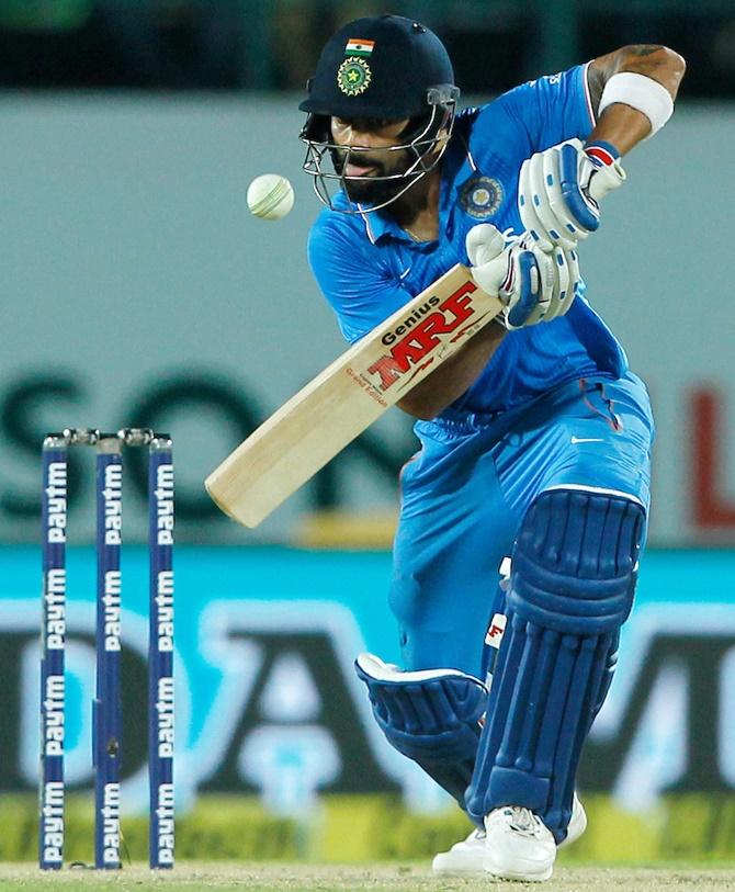Rediff Cricket - Indian cricket - Stats: Kohli continues to impress