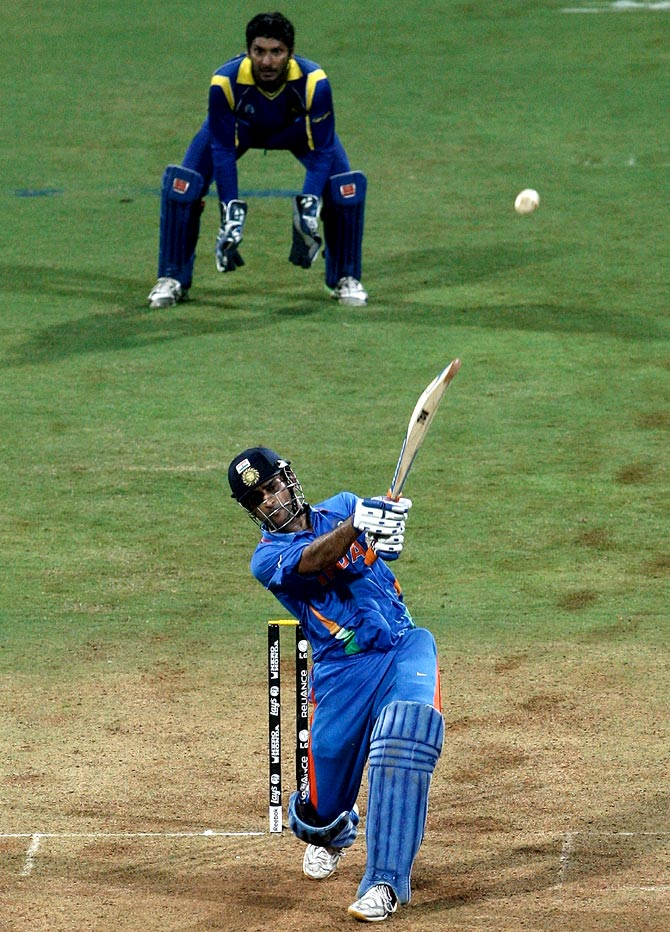 Rediff Cricket - Indian cricket - How Dhoni was discovered: The untold story