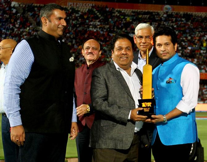 I never thought IPL would be so big: Tendulkar
